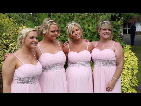 Tiffany & Ben, Thatchers Hotel wedding highlights