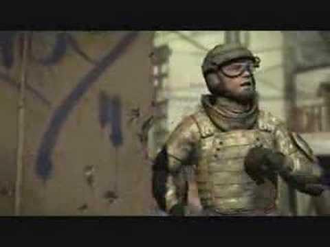 Ghost Recon Advanced Warfighter Trailer