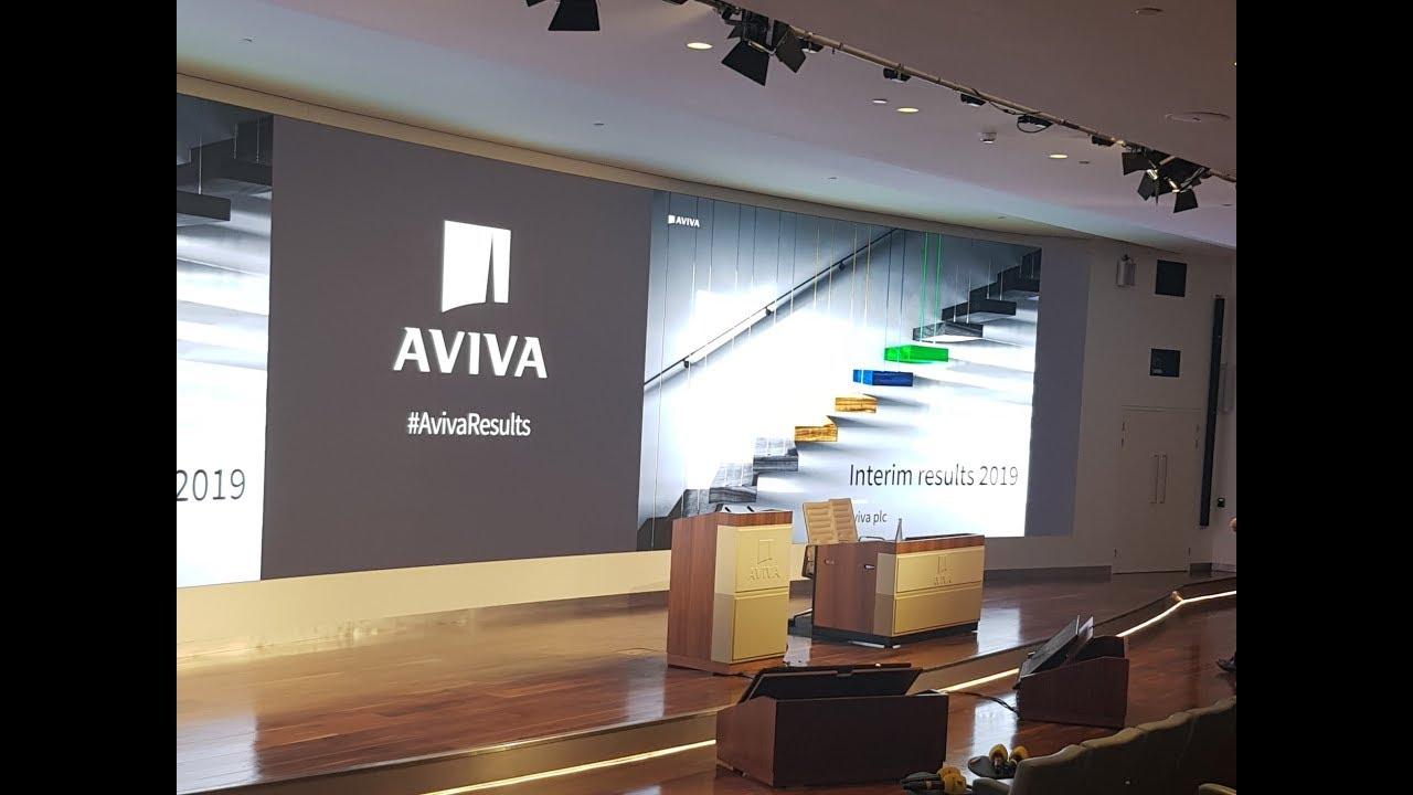 Aviva PLC, AV :LSE summary - FT com