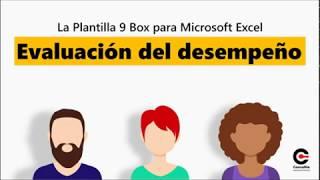 Plantilla de Excel para 9 Box