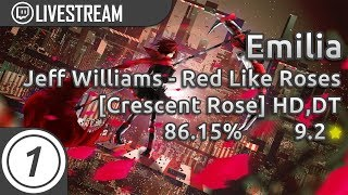 Emilia Jeff Williams Red Like Roses Crescent Rose HD DT 9 2 86 15 PASS Livestream