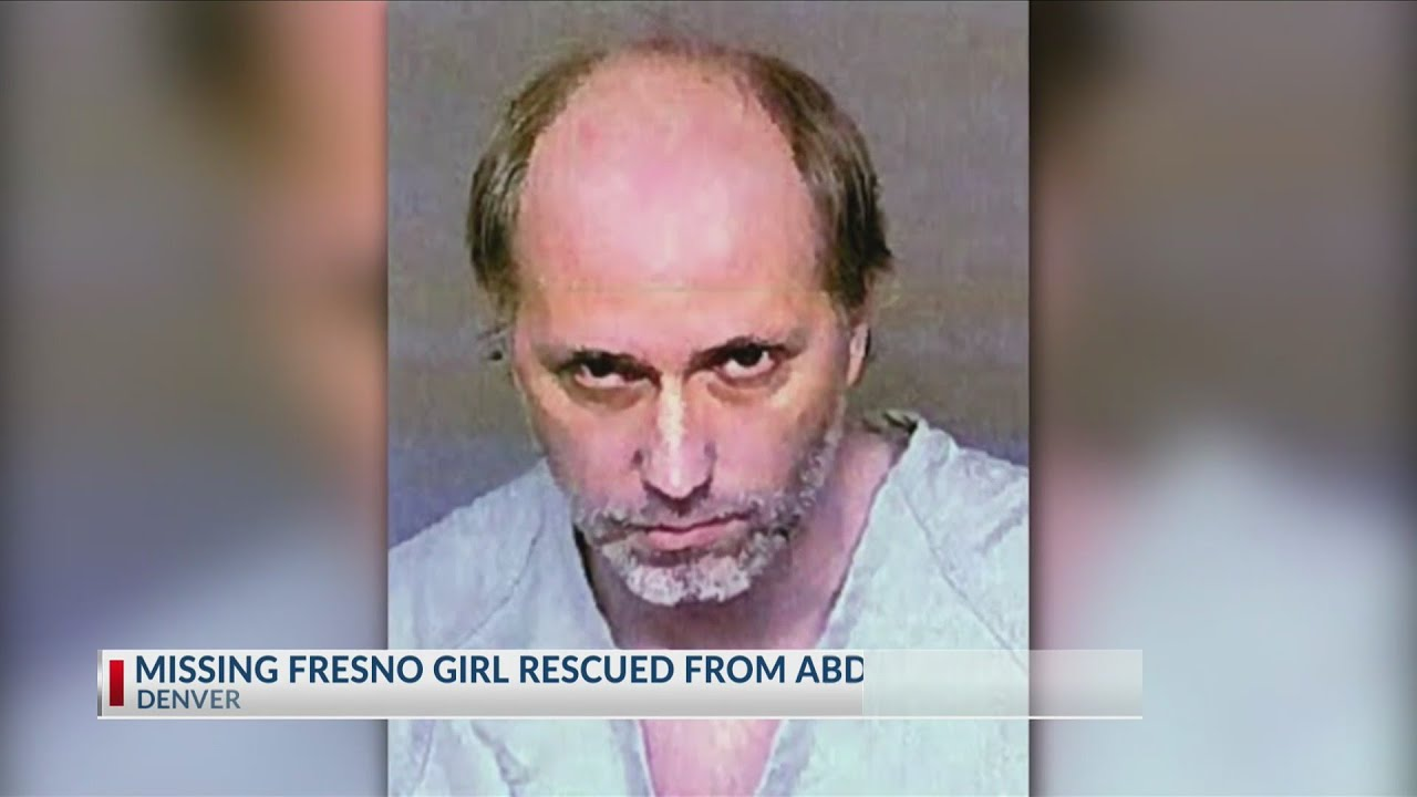 KSEE Missing Fresno 12-year-old girl found, abductor arrested