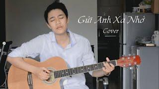 Gửi Anh Xa Nhớ - Bích Phương (Guitar Cover)