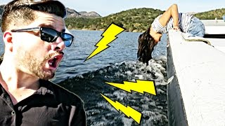GET YOUR HEAD OUT OF THE WATER!! | The Family Vlog | REALITYCHANGERS