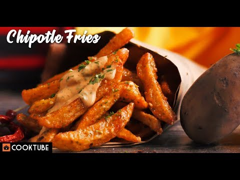 chipotle-fries-recipe-|-french-fries-with-chipotle-mayo-dressing-|-fries-recipe