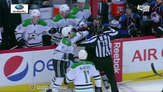 Jason Demers vs Cody McLeod Feb 14, 2015