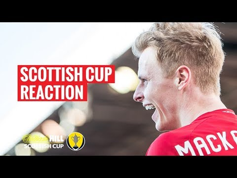 Scottish Cup 4th Round Reaction | Gary Mackay-Steven