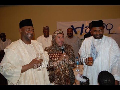 Download Why I fought Abacha's wife, Maryam - Abiola Ogundokun