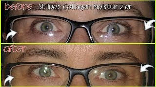 $6 ANTI-AGING PRODUCT? YES!: St Ives Timless Skin Collagen Moisturizer Review