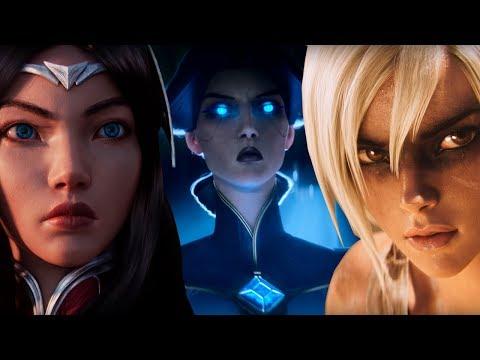 AWAKEN: Análise completa da cinemática de League of Legends thumbnail