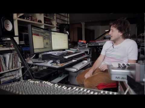In The Studio with Daniel Pemberton!