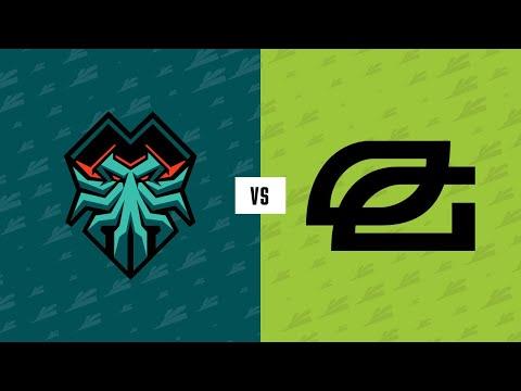 Knockout B | Florida Mutineers vs OpTic Gaming LA  | Atlanta FaZe Home Series Day 1
