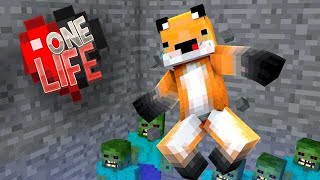 I MIGHT ACTUALLY DIE FIRST... *NOT CLICKBAIT* - Minecraft One Life S2 Ep 53