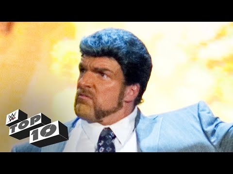 Funniest Mr. McMahon impersonations: WWE Top 10, June 10, 2019