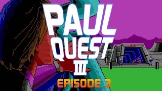 Paul Quest III - Ep03 - Dukem Nukem Robots [Space Quest 3 Let's Play]