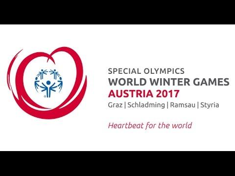 Special Olympics Opening Ceremony Austria 2017