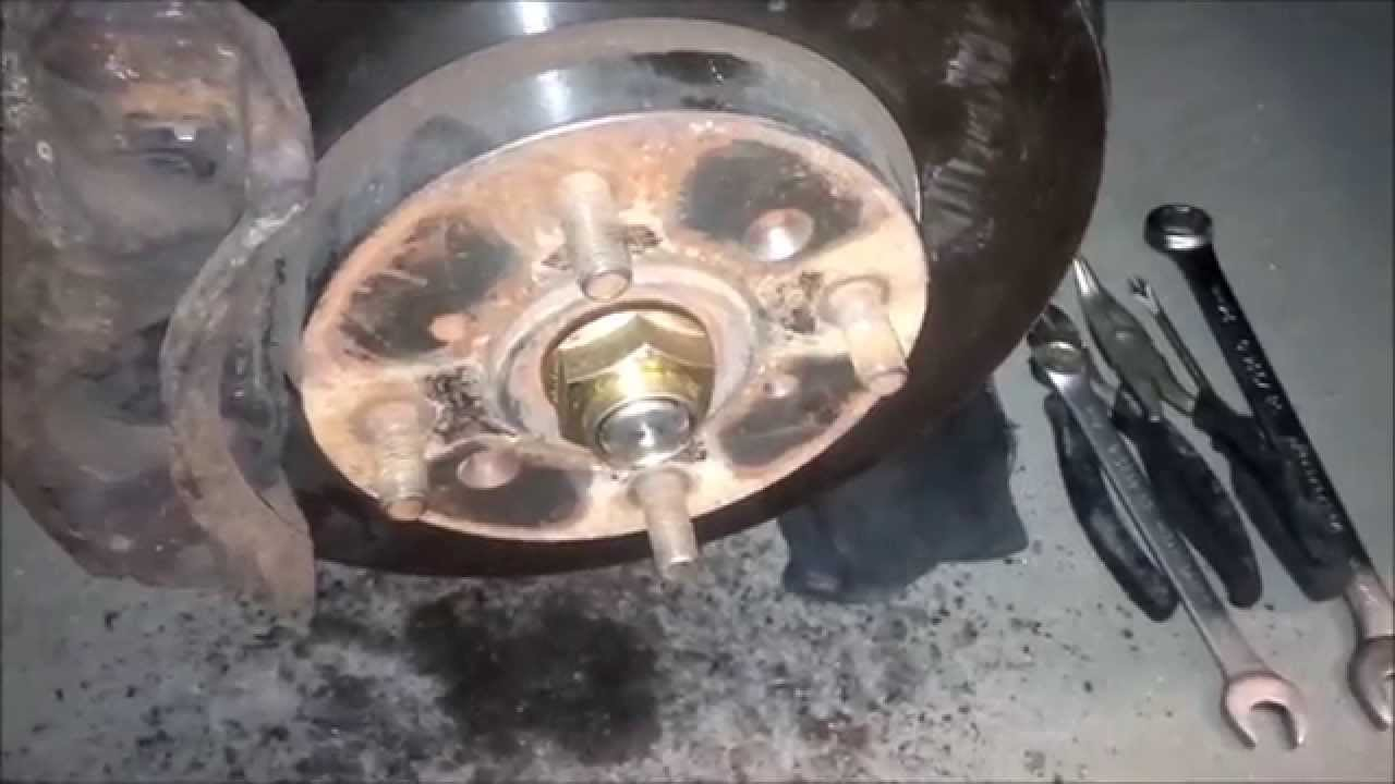 1998 2002 honda accord cv axle shaft replacement diy youtube rh youtube com Fast Acura TL Acura TL Custom