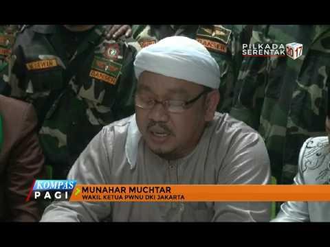 PWNU DKI Jakarta Menuntut Ahok Minta Maaf Pada Ma