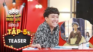 Thách thức danh hài 5|Teaser tập 5:Xuất hiện thí sinh cực tiềm năng mà Trấn Thành dốc công tìm kiếm?
