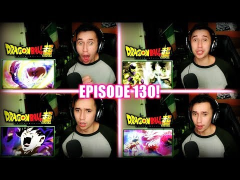 THE CLIMATIC SHOWDOWN!| Dragon ball Super Episode 130 LIVE REACTION!!