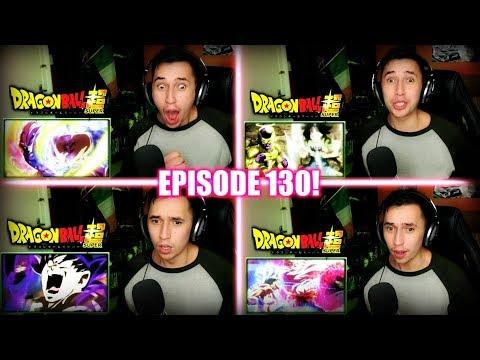 THE CLIMATIC SHOWDOWN!| Dragon ball Super Episode 130 LIVE REACTION!!