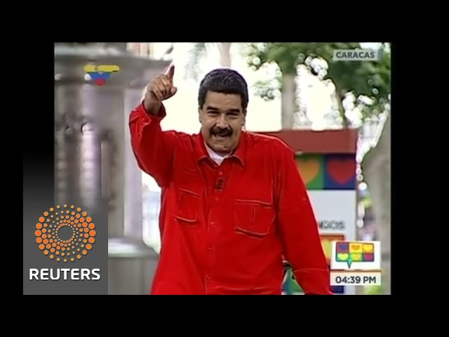 Venezuela Maduro's 'Despacito' political remix backfires quickly