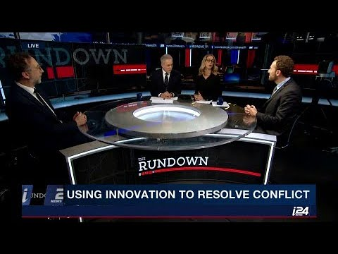 Seeds of Peace: Using Innovation to Resolve Conflict