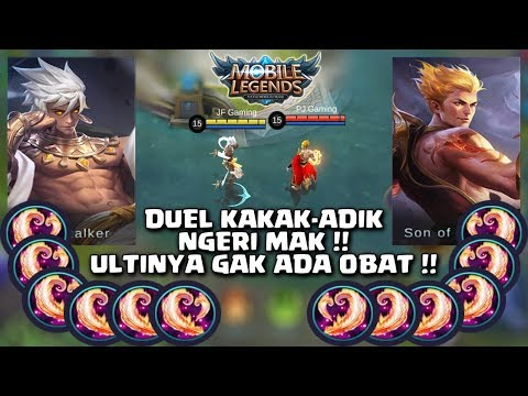 VALE VS VALIR || FULL BLOOD WINGS || DUEL MAGE JAMAN NOW || MOBILE LEGENDS