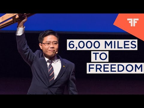 JI SEONG-HO | 6,000 MILES TO FREEDOM  |  OFFinNY