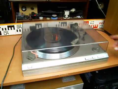 SONY PS 313FA Direct Drive Full Automatic Turntable