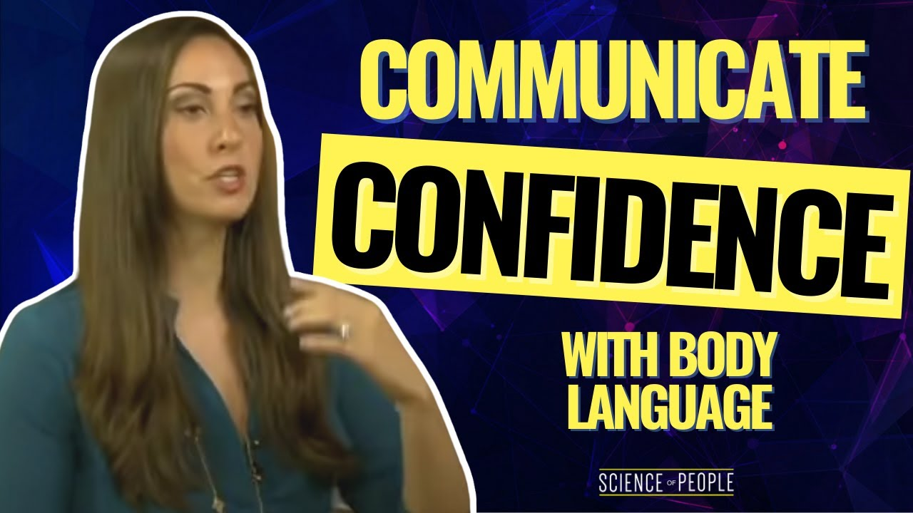 How To Have Confident Body Language