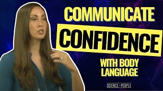 Confident Body Language Boosters