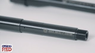 Two of the Most Popular Gun Barrel Steels and How They Differ