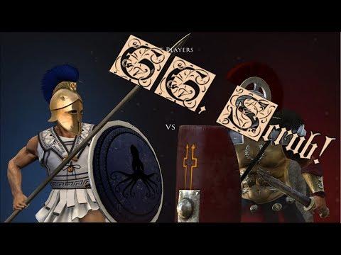 Total War: Arena battle, INSANE Miltiades Hoplites Slaughter! Almost 900 KILLS
