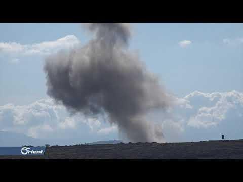 الأمم المتحدة تطالب روسيا ونظام أسد وقف الهجمات الجوية على شمال سوريا