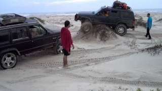 4x4 playa bagdad matamoros Tamaulipas 2015