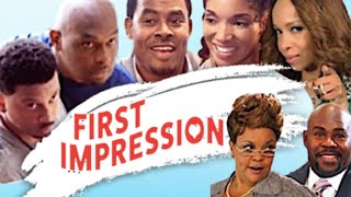 First Impression (2018) | Full Movie | Lisa Arrindell | Les Brown | Jackson Che