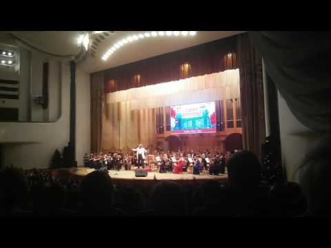 Samara Philharmonic Hall 23/12/2016 Professional holiday day of the Power engineering specialist