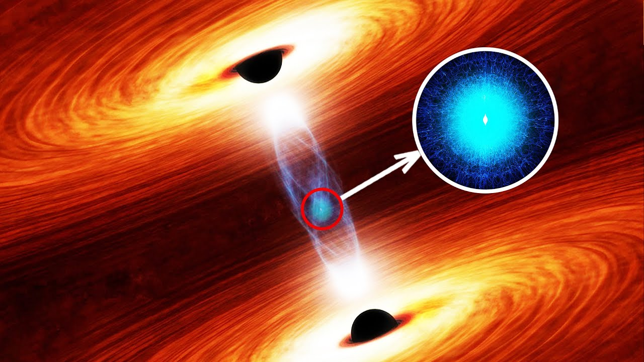 Parallel Universe Found: Ghost Particle Shatters Physics World
