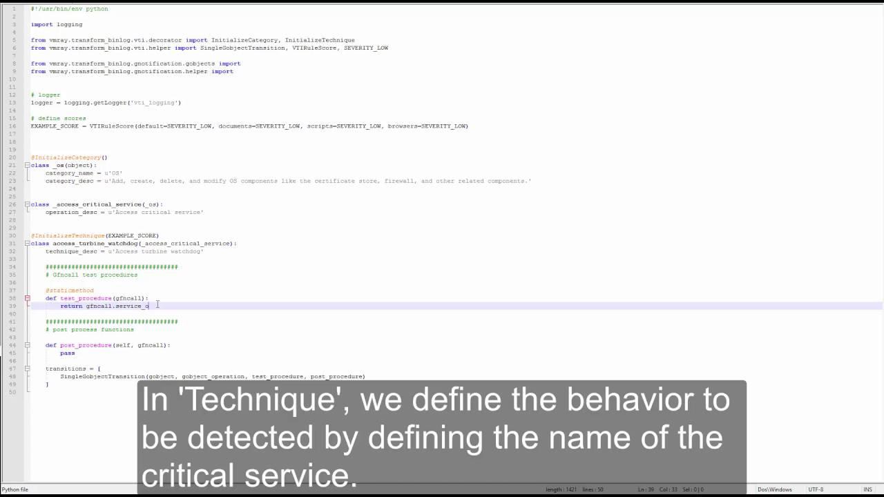 Custom Threat Scoring with VTI - VMRay