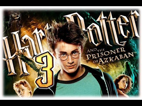Harry Potter and the Prisoner of Azkaban Walkthrough Part 3 (PS2, GCN, XBOX)