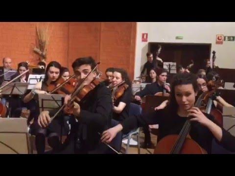Alumnos del Conservatorio de Música de León