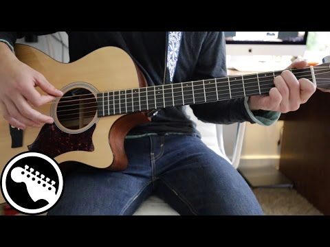 The Raconteurs - Carolina Drama - Acoustic Guitar Lesson