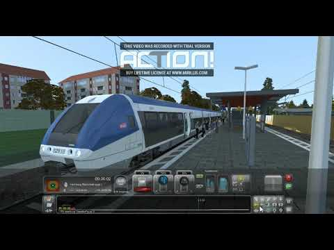 AGC train simulator |
