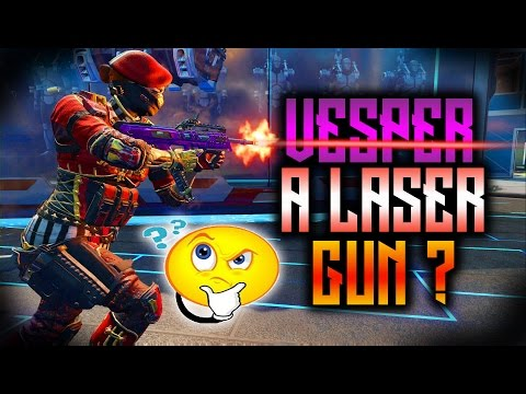 BLACK OPS 3: CAN THE VESPER BE A LASER WEAPON? #UNITYRC