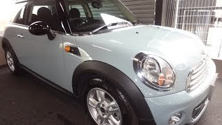 2014 Mini base model with only 13 km`s for sale Tokyo Japan