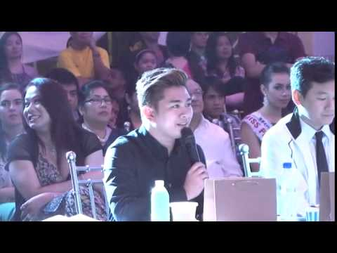 Mutya ng Pilipinas 2014 Central Luzon at Lewis Grand Hotel (Question and Answer)