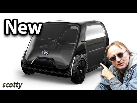This Toyota Electric Car Changes Everything