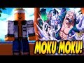 MOKU MOKU | Best Devil Fruit in One Piece Pirates Wrath Roblox | iBeMaine