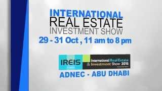 International Real Estate & Investment Show 2015 - Abu Dhabi